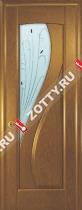 Межкомнатные двери Ульяновские двери МАРИЯ (Стекло тон 2 Канадский Дуб)