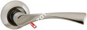 Ручка дверная раздельная Fuaro CLASSIC AR CP-8 квадрат 8x130 мм