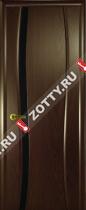 Межкомнатные двери Ульяновские двери ДИАДЕМА 1 Бренди
