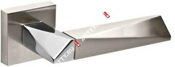 Ручка раздельная DIAMOND DM SN/CP-3