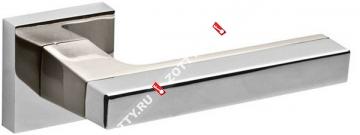 Ручка раздельная FLASH DM CP/SN-8