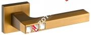 Ручка раздельная CRYSTAL FLASH DM CF-17 (Кофе)