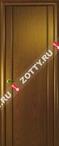 Межкомнатные двери Ульяновские двери ТЕХНО Глухая Канадский Дуб