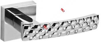 Ручка раздельная CRYSTAL STAR DM CP-8 (Хром)