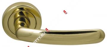Ручка дверная раздельная M.B.C. Elba (Латунь)