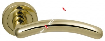 Ручка дверная раздельная M.B.C. Eco (Латунь)
