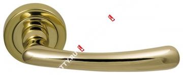 Ручка дверная раздельная M.B.C. Ghibli (Латунь)