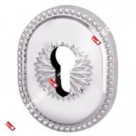Декоративная накладка на цилиндр Armadillo ET-DEC CL (ATC Protector 1) CP (Хром)