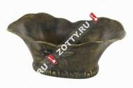 Декоративная ваза STILARS (Античная бронза)