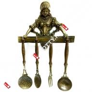 Декоративный кухонный набор DONNA STILARS (Античная бронза)