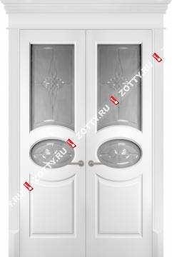 Дверь двустворчатая Олимп ДО