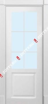 Дверь КЛАССИКА (МЗК) 6 стекол