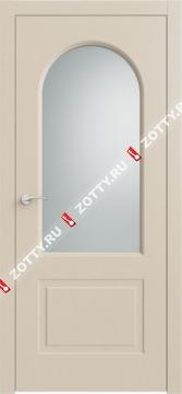 Дверь окрашенная Арка ДО
