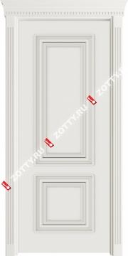 Двери Классика ДГ багет