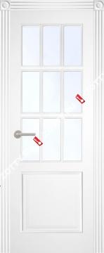 Двери Классика ДО багет (9 стекол)