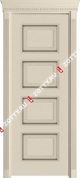 Двери Квадро ДГ багет 1