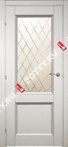 Дверь для ванной 33.24 белая