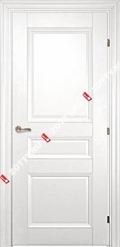 Дверь 3343 белая