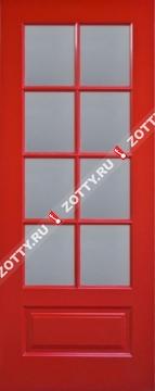 Дверь Мадрид ДЛ (бордо)