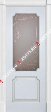 Дверь Палермо ДЛ (с патиной)