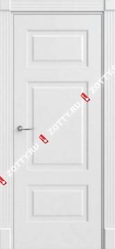 Дверь белая Барселона 2