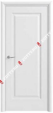 Дверь белая ДГ Порта 6