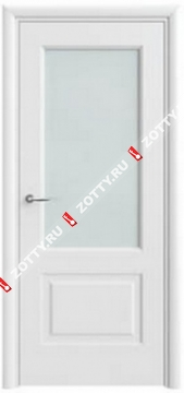 Дверь белая ДО Классика 6