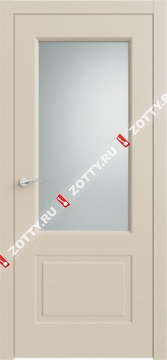 Дверь ДО КЛАССИКА 6 RAL 1013
