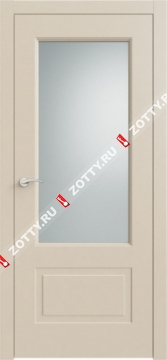 Дверь ДО МАДРИД 6 RAL 1013
