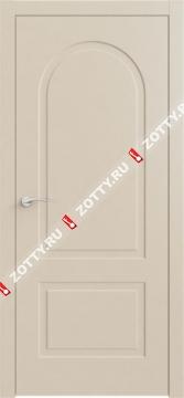 Дверь ДГ АРКА 6 RAL 1013