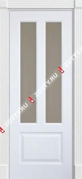 Дверь ДЛ Премиум 2 (2 стекла)