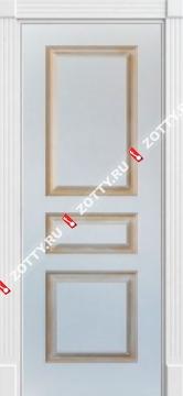 Дверь ТУРИН 2 патина золото