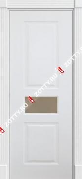 Дверь Турин 2 ДЛ (центральное стекло)