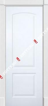Дверь белая модель ПОРТА 1
