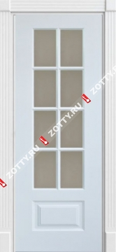 Дверь Мадрид 1 ДО (8 стёкол)