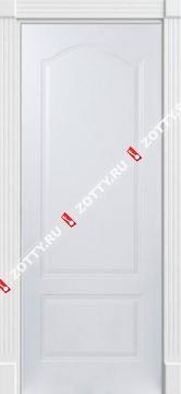 Дверь белая ДГА 3D (серия Ампир)