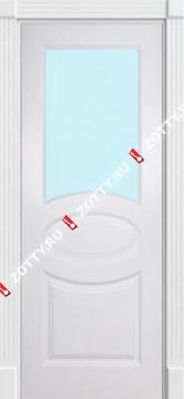 Дверь ОЛИМП (МЗК) стекло (одно верхнее)