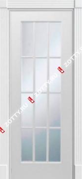 Дверь ПОРТА (МЗК) 12 стёкол