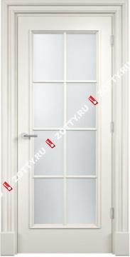 Дверь Порта ДО багет (8 стекол)