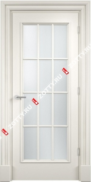 Двери Порта ДО багет (12 стекол)