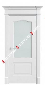 Дверь Грация 2 ДО (1 стекло)