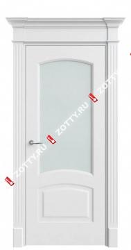 Дверь Милан 2 ДО (1 стекло)
