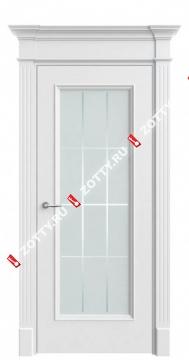 Двери Порта ДО с багетом