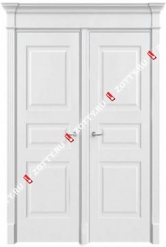 Дверь двустворчатая 14 ДГ