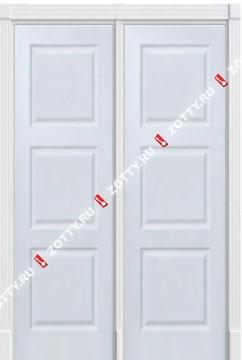 Дверь двустворчатая Цезарь 2