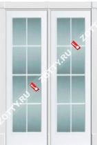 Дверь двустворчатая модель ДО-8
