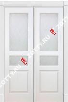 Дверь двустворчатая Турин 2 ДО