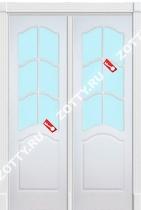 Дверь двустворчатая модель ДАР