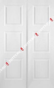Раздвижные, Дверь книжка Прованс 1016