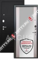 Сейф-дверь Аргус «ВОЯЖ» ЛЮКС ПРО 3К, Белое дерево/чёрный шёлк